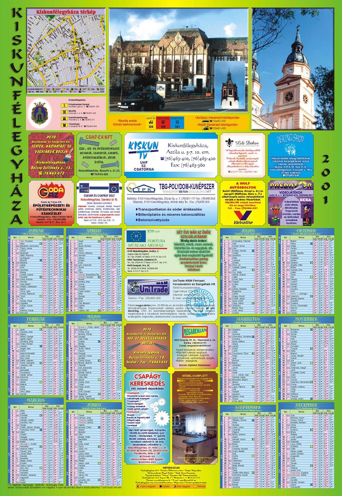 09-Kiskunfelegyhaza2001Falinaptar-2000